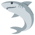 Shark on EmojiOne 3.1