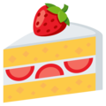 Shortcake on EmojiOne 3.1
