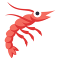 Shrimp on EmojiOne 3.1