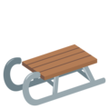 Sled on EmojiOne 3.1