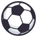 Soccer Ball on EmojiOne 3.1