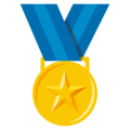 Sports Medal on EmojiOne 3.1
