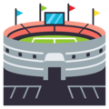 Stadium on EmojiOne 3.1