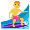 Person Surfing on EmojiOne 3.1