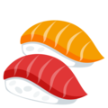 Sushi on EmojiOne 3.1
