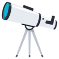 Telescope on EmojiOne 3.1