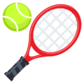Tennis on EmojiOne 3.1