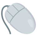 Computer Mouse on EmojiOne 3.1