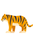 Tiger on EmojiOne 3.1