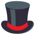 Top Hat on EmojiOne 3.1