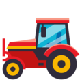 Tractor on EmojiOne 3.1