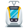 Tram on EmojiOne 3.1