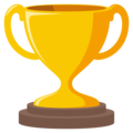 Trophy on EmojiOne 3.1