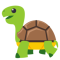 Turtle on EmojiOne 3.1