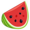 Watermelon on EmojiOne 3.1