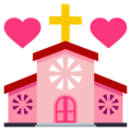 Wedding on EmojiOne 3.1