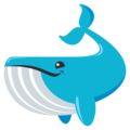 Whale on EmojiOne 3.1