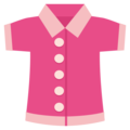 Woman's Clothes on EmojiOne 3.1