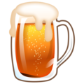 Beer Mug on emojidex 1.0.33