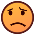 Confused Face on emojidex 1.0.33