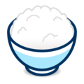 Cooked Rice on emojidex 1.0.33