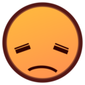Disappointed Face on emojidex 1.0.33