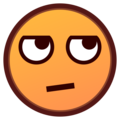 Face With Rolling Eyes on emojidex 1.0.33