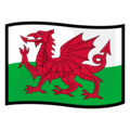 Flag for Wales (GB-WLS) on emojidex 1.0.33