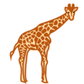 Giraffe on emojidex 1.0.33