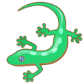 Lizard on emojidex 1.0.33