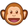 Monkey Face on emojidex 1.0.33