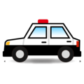 Police Car on emojidex 1.0.33