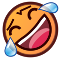 Rolling on the Floor Laughing on emojidex 1.0.33