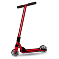 Kick Scooter on emojidex 1.0.33