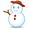 Snowman Without Snow on emojidex 1.0.33