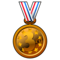3rd Place Medal on emojidex 1.0.33