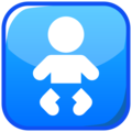 Baby Symbol on emojidex 1.0.34