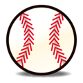 Baseball on emojidex 1.0.34