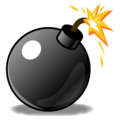 Bomb on emojidex 1.0.34