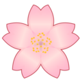 Cherry Blossom on emojidex 1.0.34