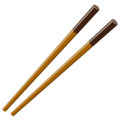 Chopsticks on emojidex 1.0.34