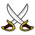 Crossed Swords on emojidex 1.0.34
