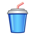 Cup With Straw on emojidex 1.0.34