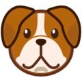 Dog Face on emojidex 1.0.34