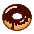 Doughnut on emojidex 1.0.34