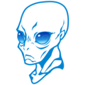 Alien on emojidex 1.0.34