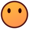Face Without Mouth on emojidex 1.0.34