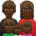 Family, Type-6 on emojidex 1.0.34