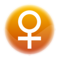 Female Sign on emojidex 1.0.34
