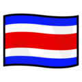 Costa Rica on emojidex 1.0.34
